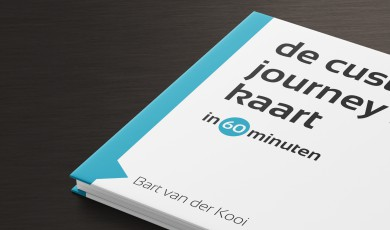 De CustomerJourney in kaart